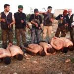 صورة من مجازر داعش
